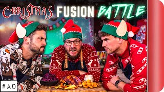 ULTIMATE CHRISTMAS FUSION COOKING BATTLE