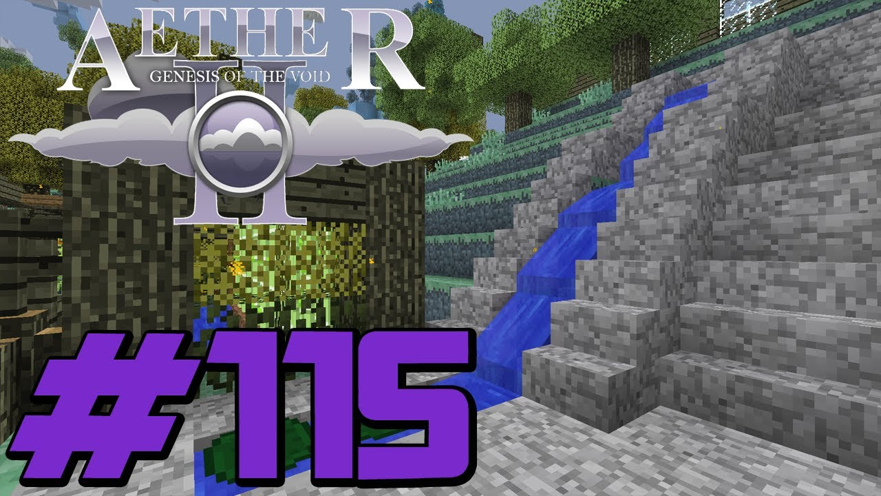 lets play minecraft aether ii 115 weihnachtsw nsche. Black Bedroom Furniture Sets. Home Design Ideas