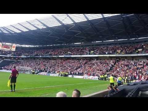 Sheffield Utd Fans Tribute To Ugo Ehiogu
