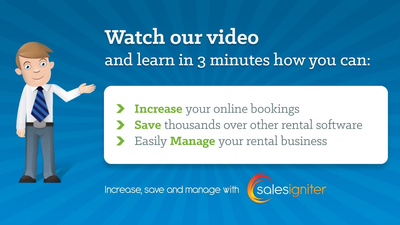 Online Rental Software | Online Booking System |  Calendar Reservation System