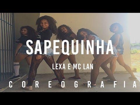 Sapequinha - Lexa e Mc Lan | DanceMoving (Coreografia Oficial)