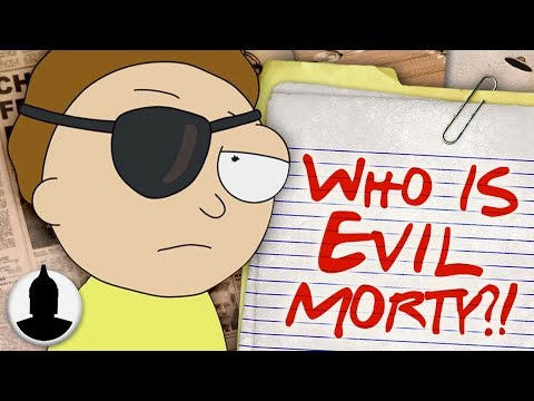 Thumbnail: Evil Morty's Origin Theory - Rick and Morty Season 3 Cartoon Conspiracy (Ep. 162)