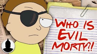 Evil Morty's Origin Theory - Rick and Morty Season 3 Cartoon Conspiracy (Ep. 162)
