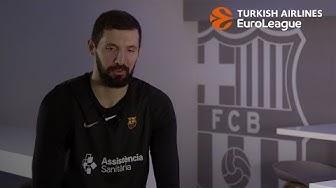 February MVP Interview: Nikola Mirotic, FC Barcelona