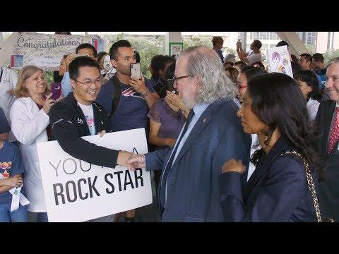 MD Anderson celebrates 2018 Nobel Prize winner Jim Allison, Ph.D.