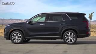 2020 Hyundai Palisade Walkaround  - Amazing Midsize  SUV