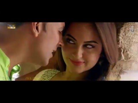 Aaj Dil Shaayraana Full  Song Holiday 2014 FT  Akshay Kumar   Sonakshi Sinha FULL HD   SULEMAN