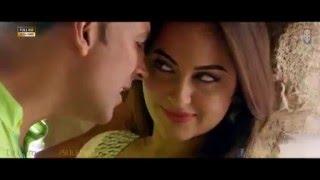 aaj dil shaayraana full video song holiday 2014 ft akshay kumar sonakshi sinha full hd suleman