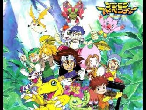 Digimon Adventure - Mimi's Song