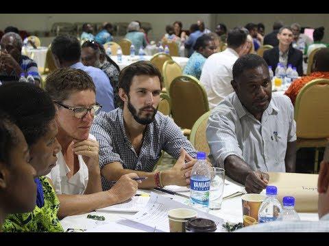 Vanuatu Private Sector Climate Finance Tradeshow