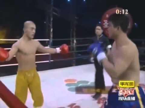O que Acontece Quando um Monge Shaolin É Posto a Prova em um Ringue