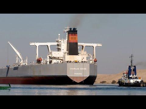 Euronav CEO on Oil Storage, Tanker Rates, Dividend