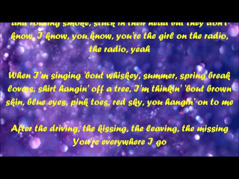 Girl On The Radio - Florida Georgia Line Lyrics