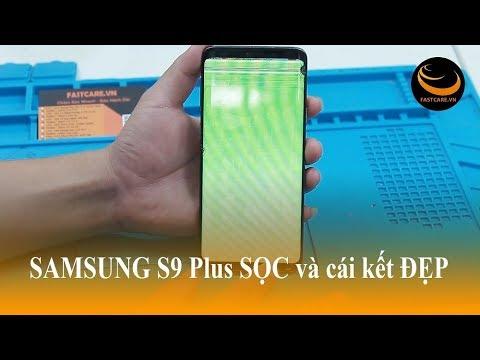 Các bước thay màn hình Samsung S9 Plus chuyên nghiệp