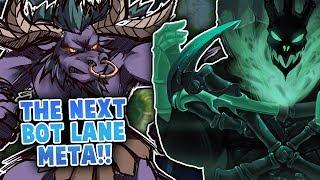 THE NEXT BOT LANE META!! - League Of Legends Highlights #27