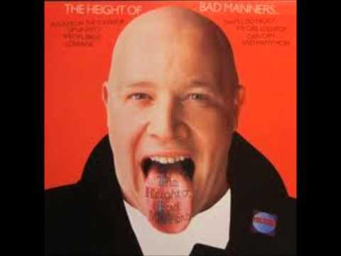 Bad Manners - Lip Up Fatty (1980) (with lyrics)