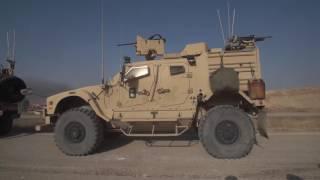 بي بي سي ترافق قوات البيشمركة المتجهة نحو الموصل