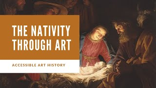 The Nativity through Art