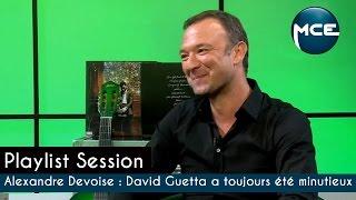 Alexandre Devoise :
