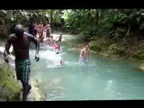Mayfield Falls, Jamaica - BIG SHIP TOURS