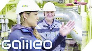 Sibiriens strahlende Zukunft? Das erste schwimmende AKW | Galileo | ProSieben