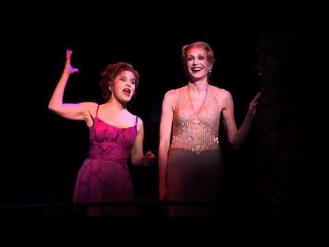 Jan Maxwell and Bernadette Peters perform