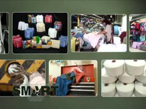 All About Textile Recycling