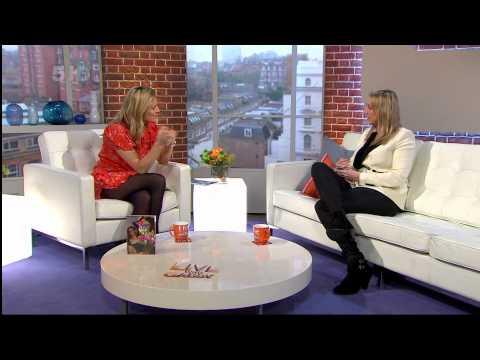 Gabby Logan 17 January 2012
