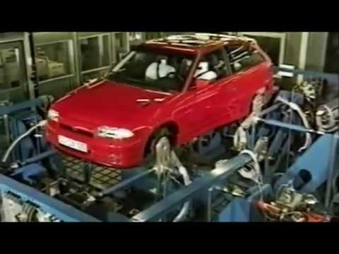 Opel Astra GSi, 90's movie