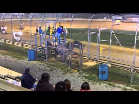 Clyde Martin Memorial Speedway 9/19/15