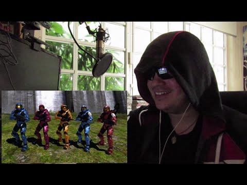 Red vs Blue Season 14 Episode 13 Death Battle Reaction Video