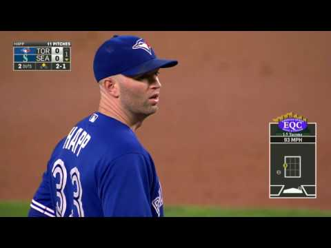 September 20, 2016-Toronto Blue Jays vs. Seattle Mariners