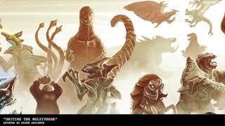 AGE OF MONSTERS Concept Art Reel: Pacific Rim vs. Godzilla Fan Project