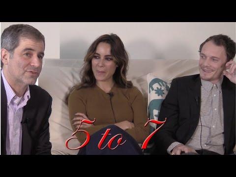 DP30: 5 to 7, Anton Yelchin, Bérénice Marlohe, Victor Levin
