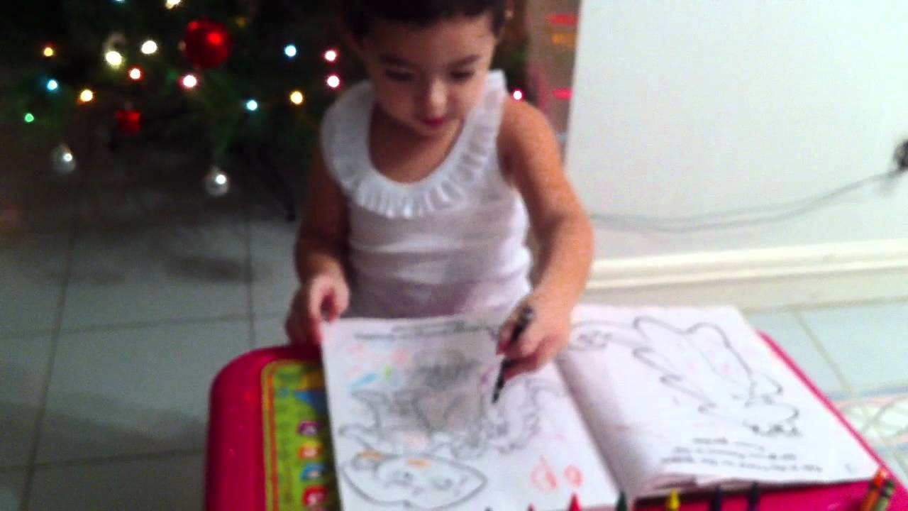 dora the explorer ( 2 year old coloring doras book) - YouTube