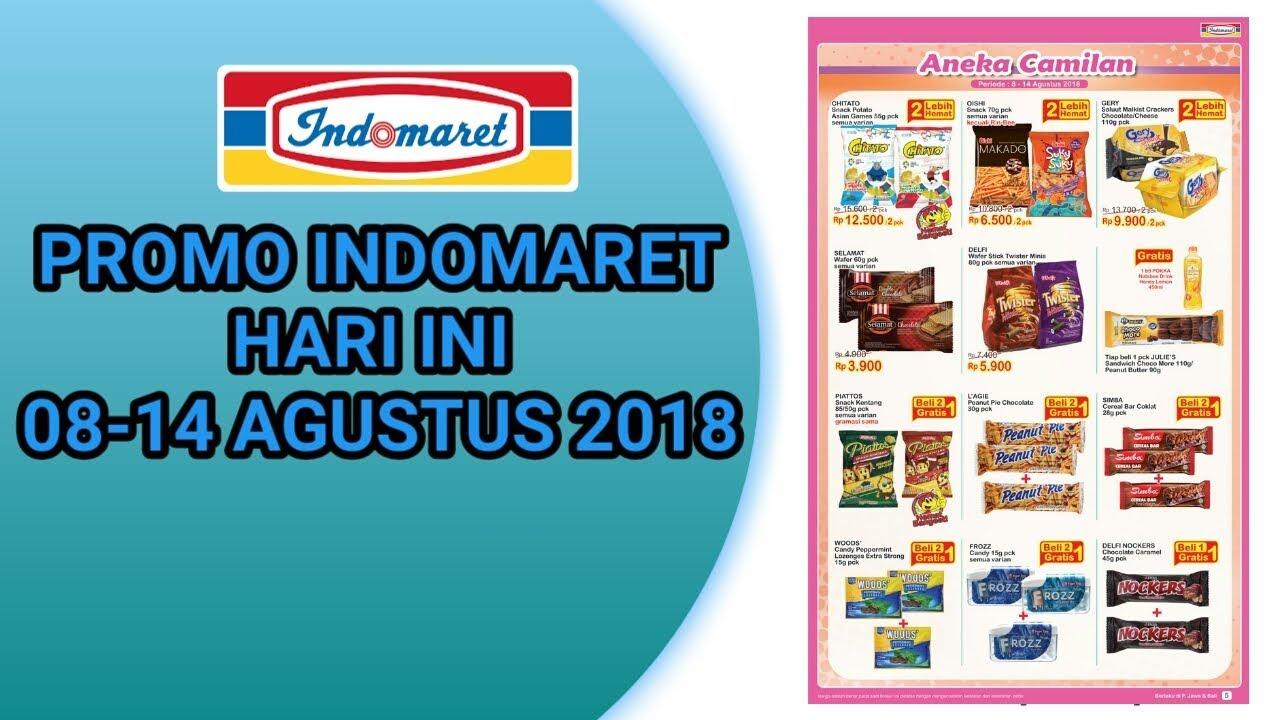 Promo Harga Voucher Indomaret 2 Juta Update 2018 Alfa Dan Katalog Hari Ini 08 14 Agustus Youtube