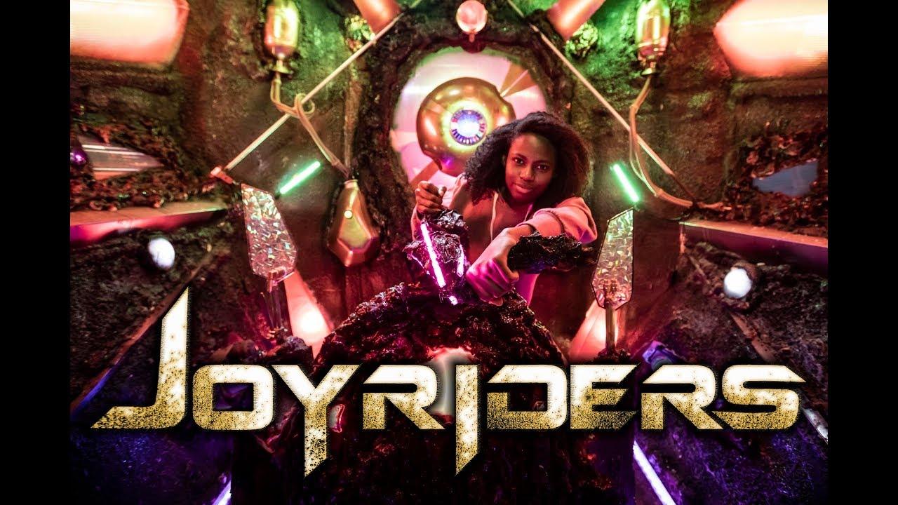 Joyriders Seed & Spark