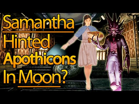 Samantha Hinted Apothicons On Moon? | Black Ops 3 Zombies