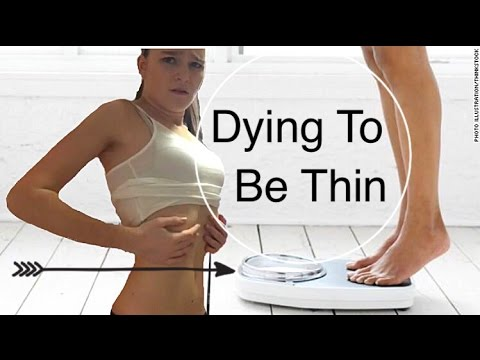 Thumbnail: DYING TO BE THIN : A Short Film