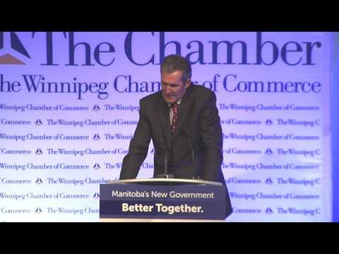 State of the Province Address 2016 | Premier Brian Pallister