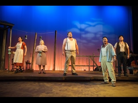 Lyric Opera presents: Copland: The Tender Land. Act 1