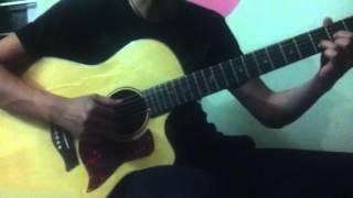 Đường về ( Quái Vật Tí Hon ) cover guitar acoustic