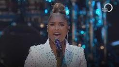 Jennifer Hudson performs Hallelujah | Global Citizen Prize 2019