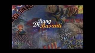 Rang De Basanti - Rang De Basanti - Daler Mehndi & Chitra