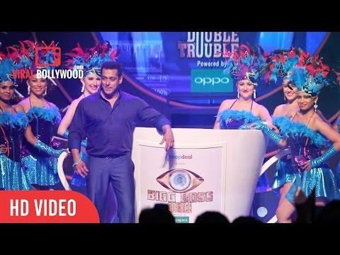 Bigg Boss Season 9 Double Trouble Grand Launch | Salman Khan | Colors