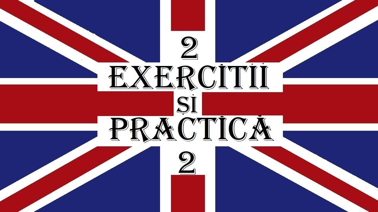 Invata engleza   Exercitii si practica 2