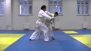 Техника экзамена на 5 Кю (полная)