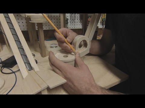 Mini Golf Marble Machine Build, Part 3 (The Loop)