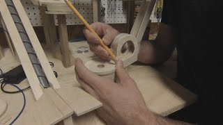 Mini Golf Marble Machine Build, Part 3 (The Loop)