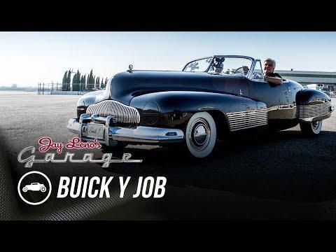 1938 Buick Y Job  Jay Leno's Garage
